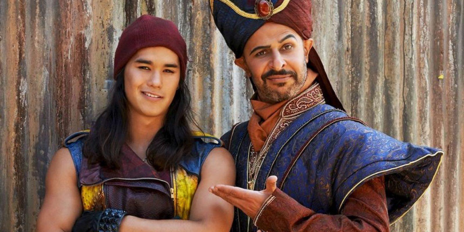 Es el leal hijo de Jafar, el antiguo visir de Agrabah. Jay tiene un don para robar, además de ser un gran atleta Foto:Vía losdescendientes.disney.es/