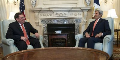 Se volverá el primer diplomático estadounidense que visite la isla después de más de 50 años. Foto:AP