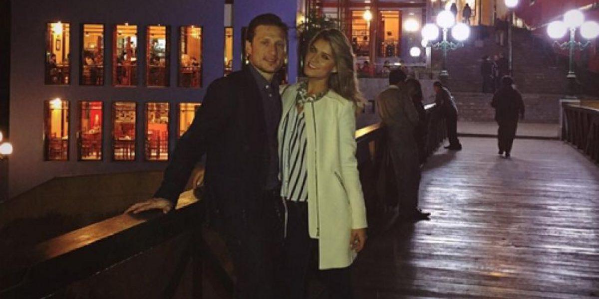 Laura Tobón formaliza su relación con Álvaro Rodríguez