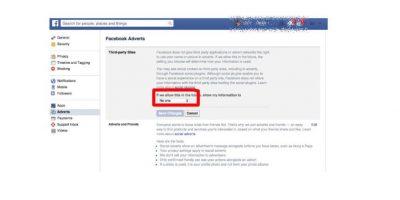 """Escojan """"nadie"""" en ambas opciones Foto:Facebook"""