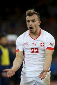Formó parte de la Selección ed Suiza en el Mundial de Brasil 2014 Foto:Getty Images