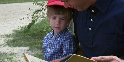 En la película, Forrest hacía todo esto con su hijo. Foto:vía Paramount Pictures