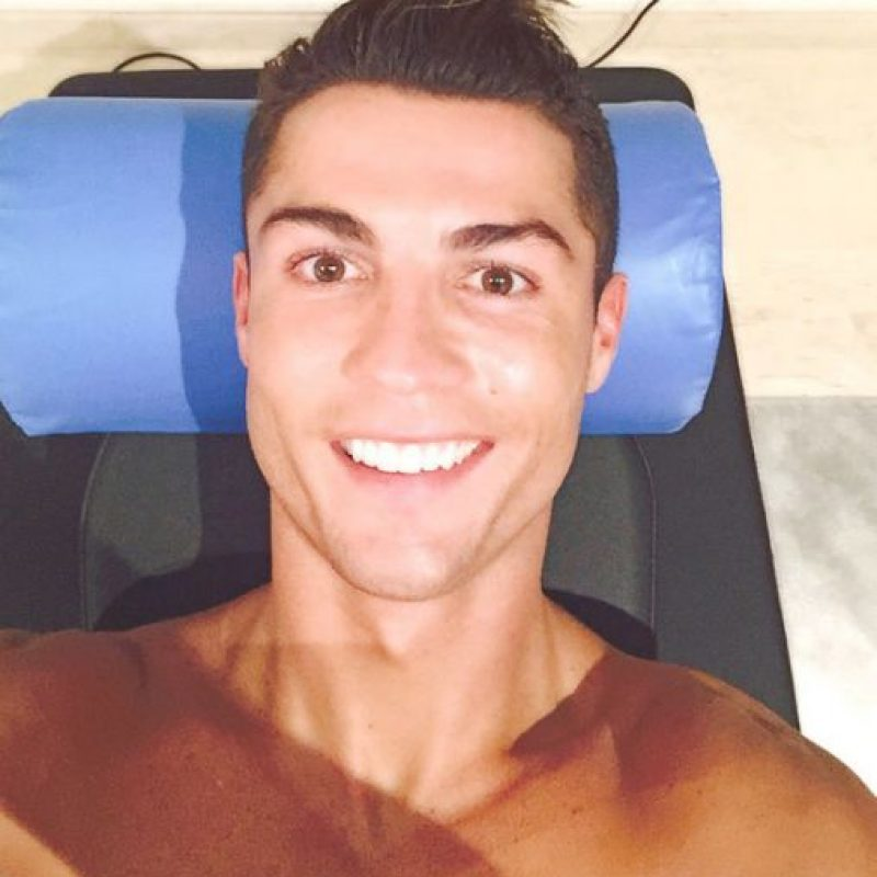Foto:Vía instagram.com/Cristiano