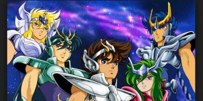 """""""Saint Seiya"""" es conocido en español como """"Los Caballeros del Zodiaco""""; es un manga creado en 1986 por Masami Kurumada Foto:Toei Animation"""