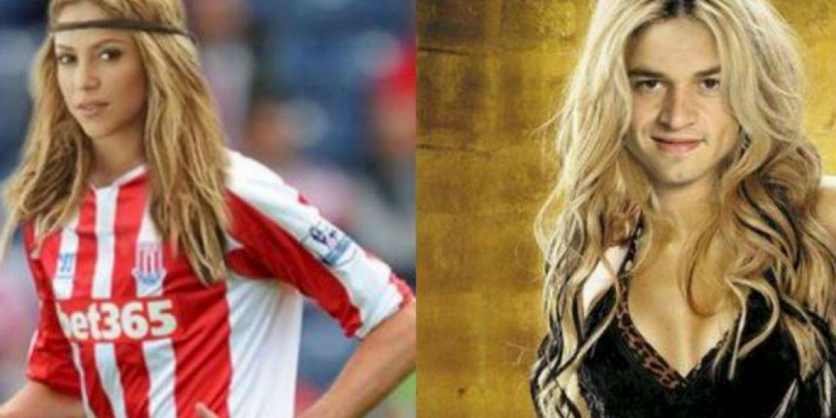 Exfutbolista inglés confunde a estrella de la Premier League con Shakira