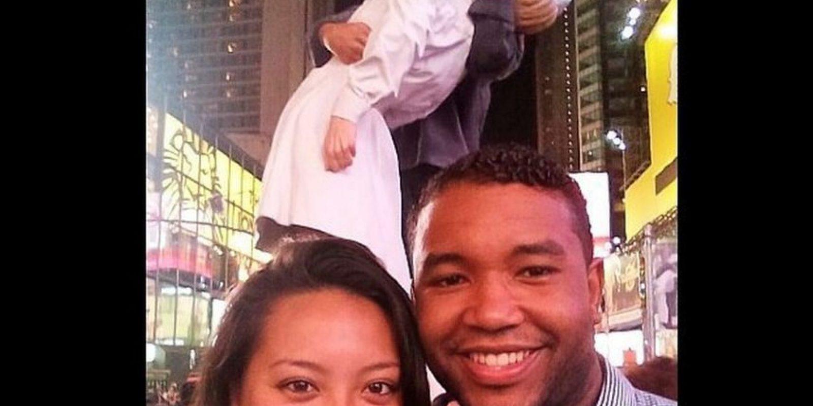 También, los usuarios de la redes sociales publicaron imágenes celebrando este día Foto:instagram.com/snapshotcasey/