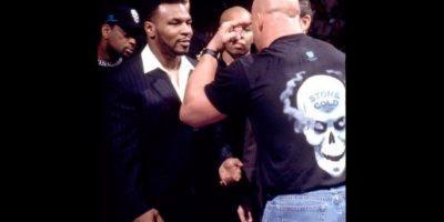Mike Tyson Foto:WWE