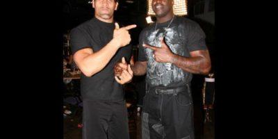 Shaquille O'Neal Foto:WWE