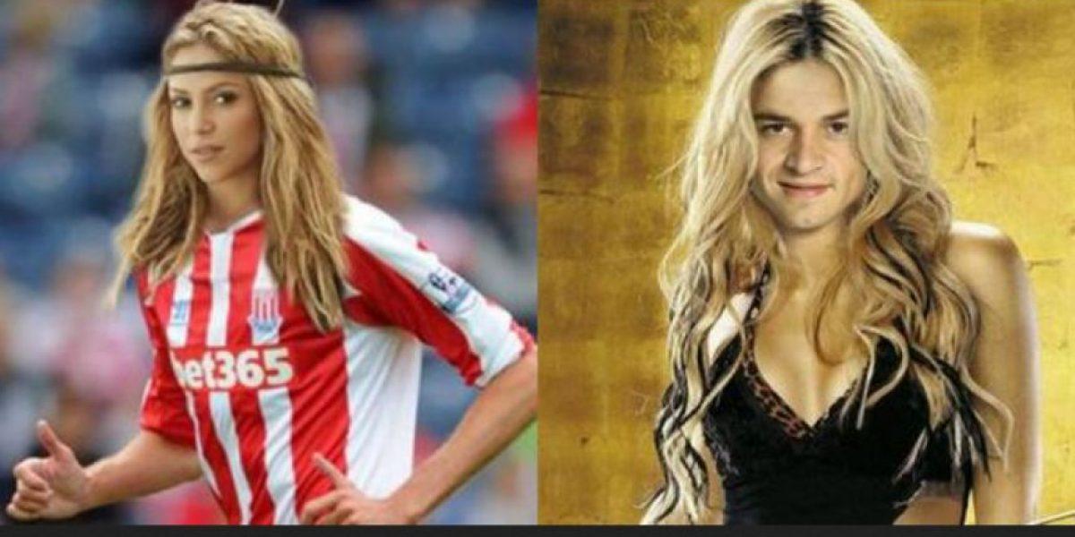 Burlas por confusión de Shakira (cantante) con Shaquiri (futbolista)