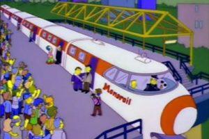 La construcción del Metro de Bogotá parece ser un sueño muy lejano. En Springfield ese sueño les salió muy caro.