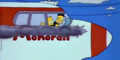 El Monorriel de Springfield fue todo un engaño.