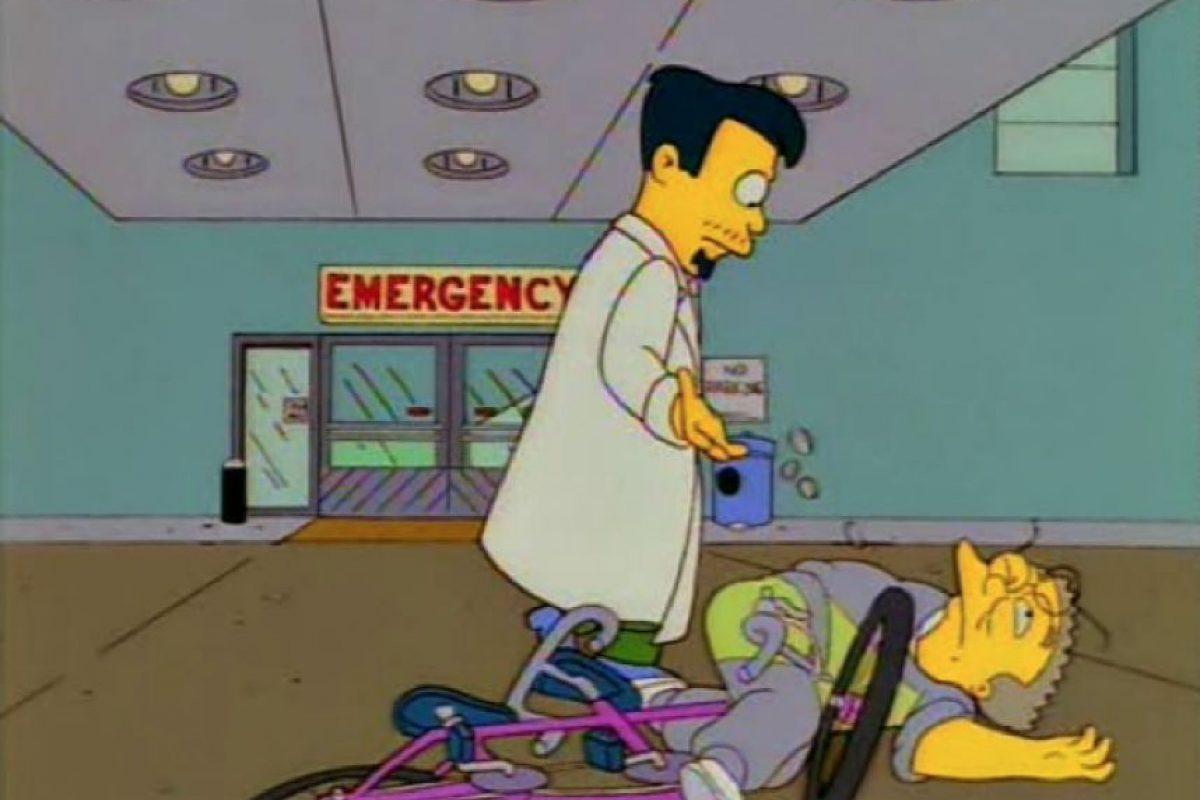 La mala atención en los hospitales es una realidad que comparte Springfield con Bogotá.