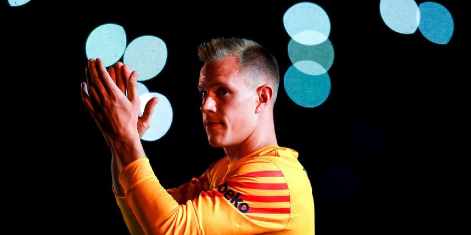 Esta temporada lleva dos duelos disputados y ocho goles recibidos. Foto:Getty Images