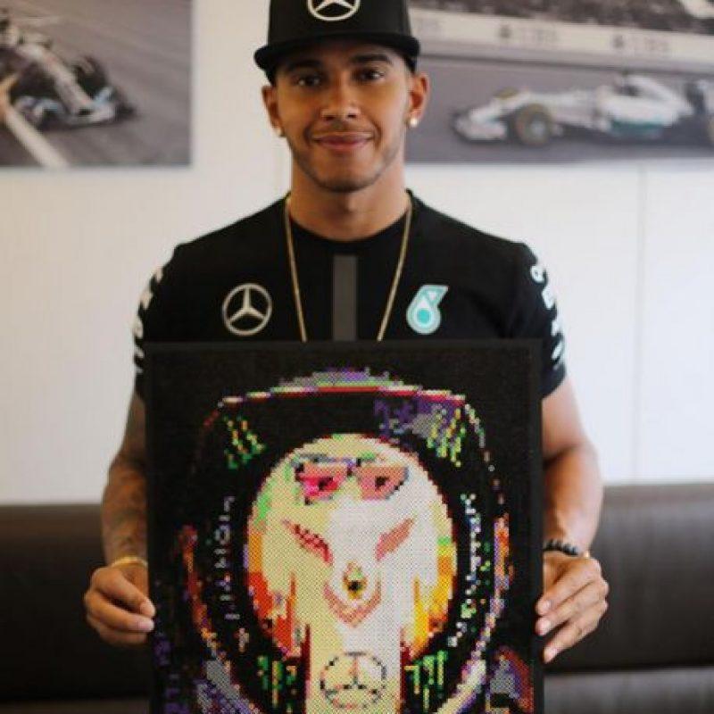Además de su corona en 2015, Hamilton ganó el Mundial de Pilotos en 2008, cuando pilotaba para McLaren. Foto:Vía instagram.com/lewishamilton