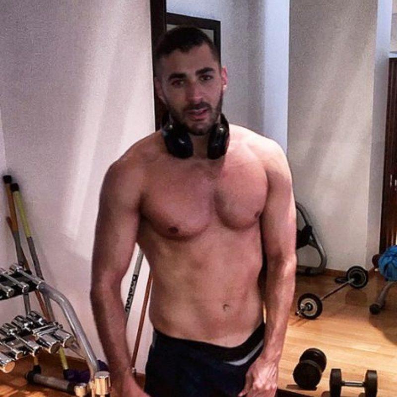 Es futbolista del Real Madrid. Foto:Vía instagram.com/karimbenzema