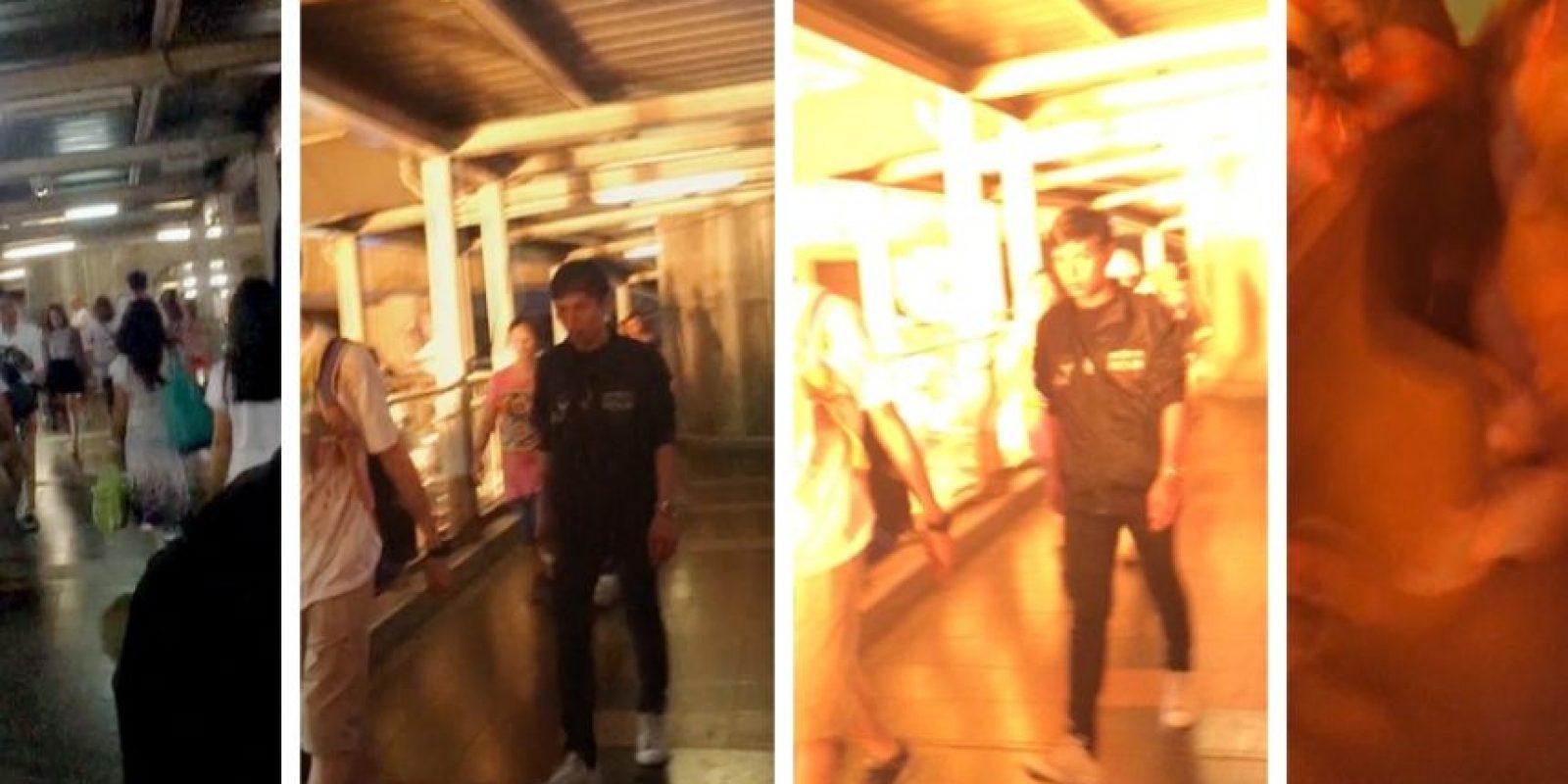 Surgieron también más videos del momento de los ataques Foto:AP