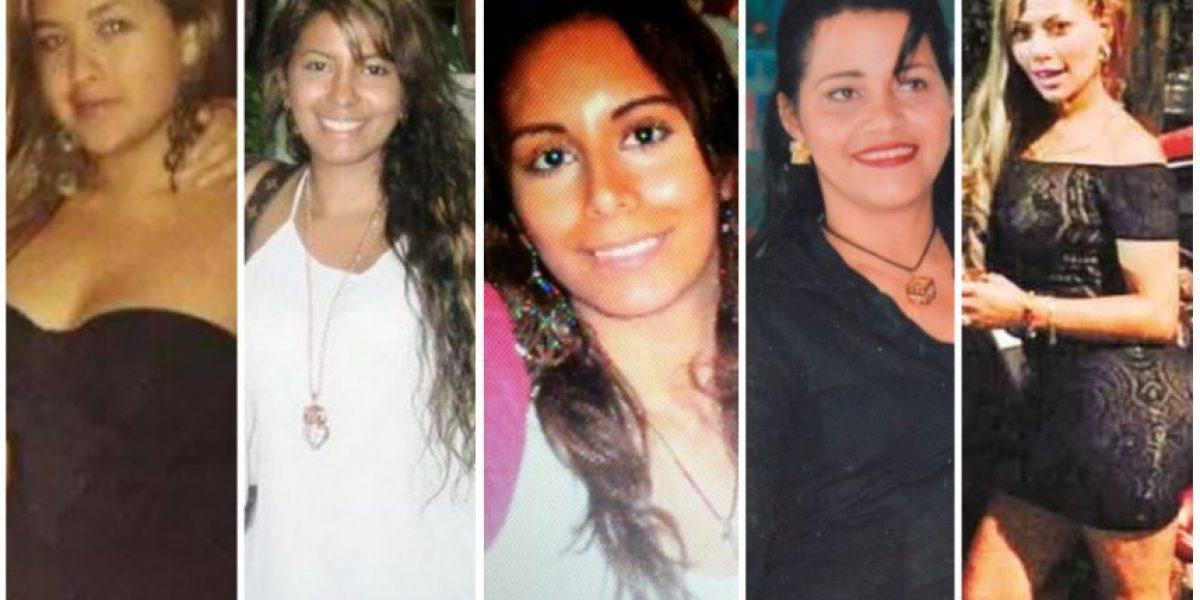 Cinco macabros crímenes de colombianas en el exterior