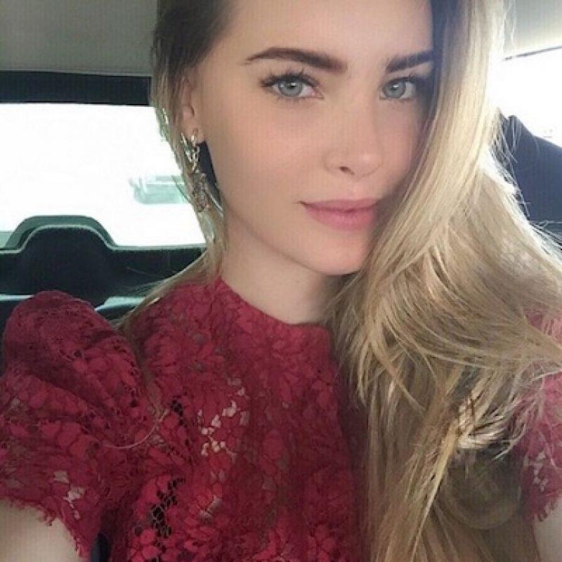 Belinda Foto:Instagram/BelindaPop