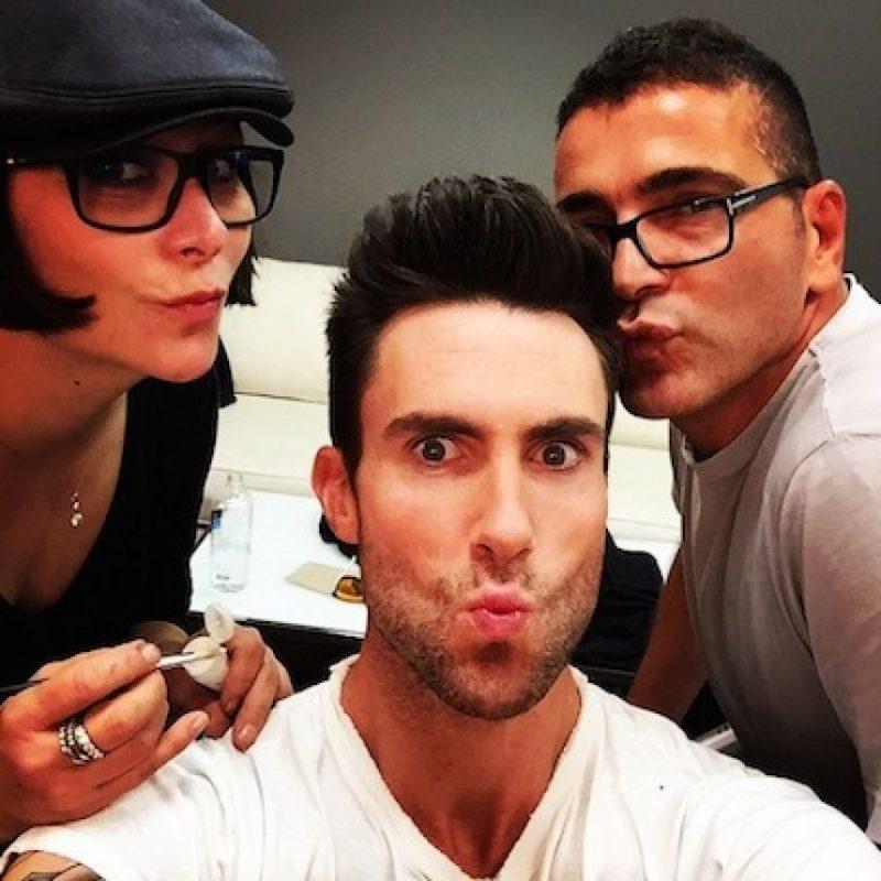 Adam Levine Foto:Instagram/AdamLevine