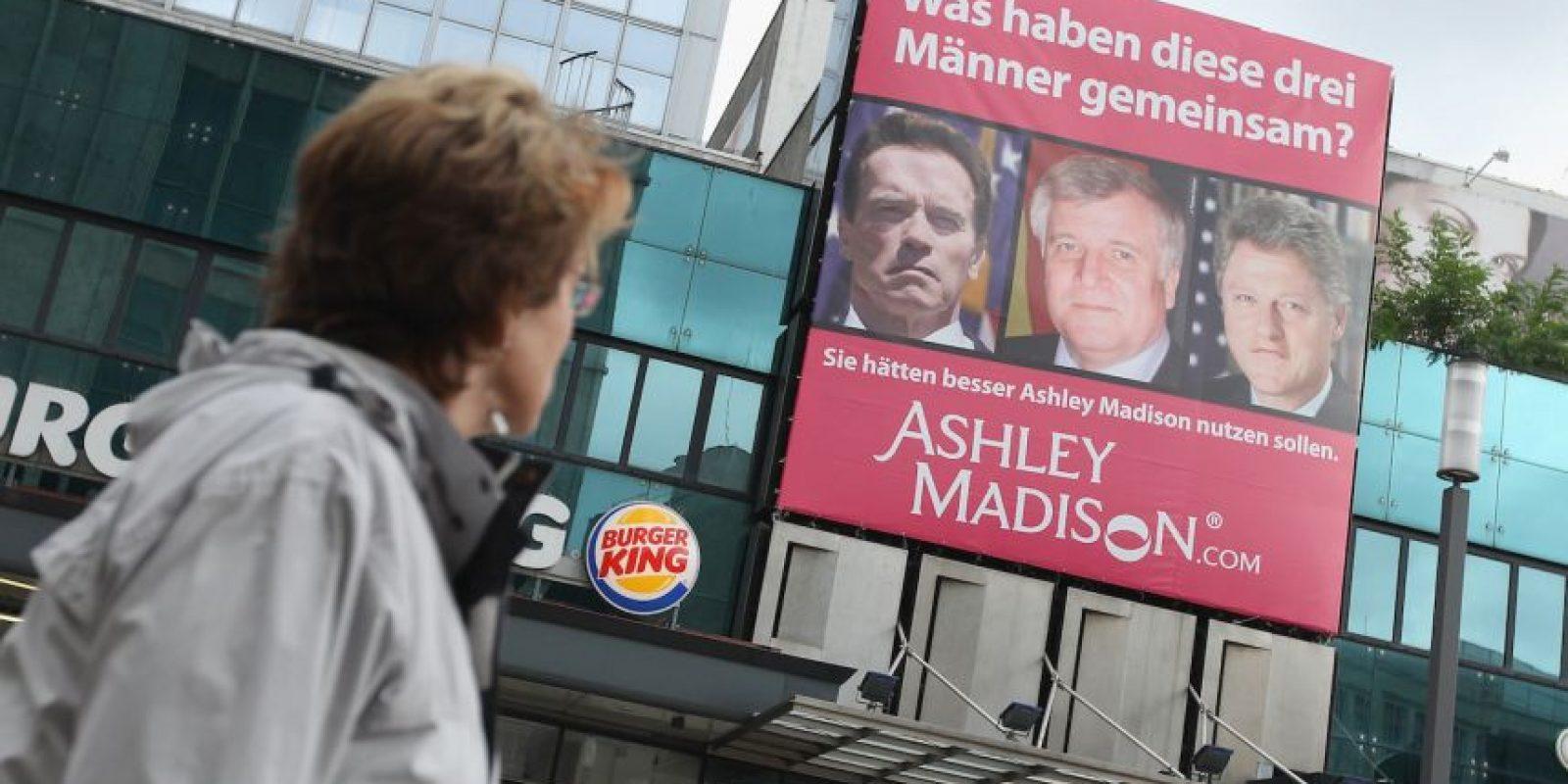 """El pasado 20 de julio un grupo de """"hackers"""", autodenominado """"The Impact Team"""", decía tener en su poder la base de datos de """"Ashley Madison"""" Foto:Getty Images"""