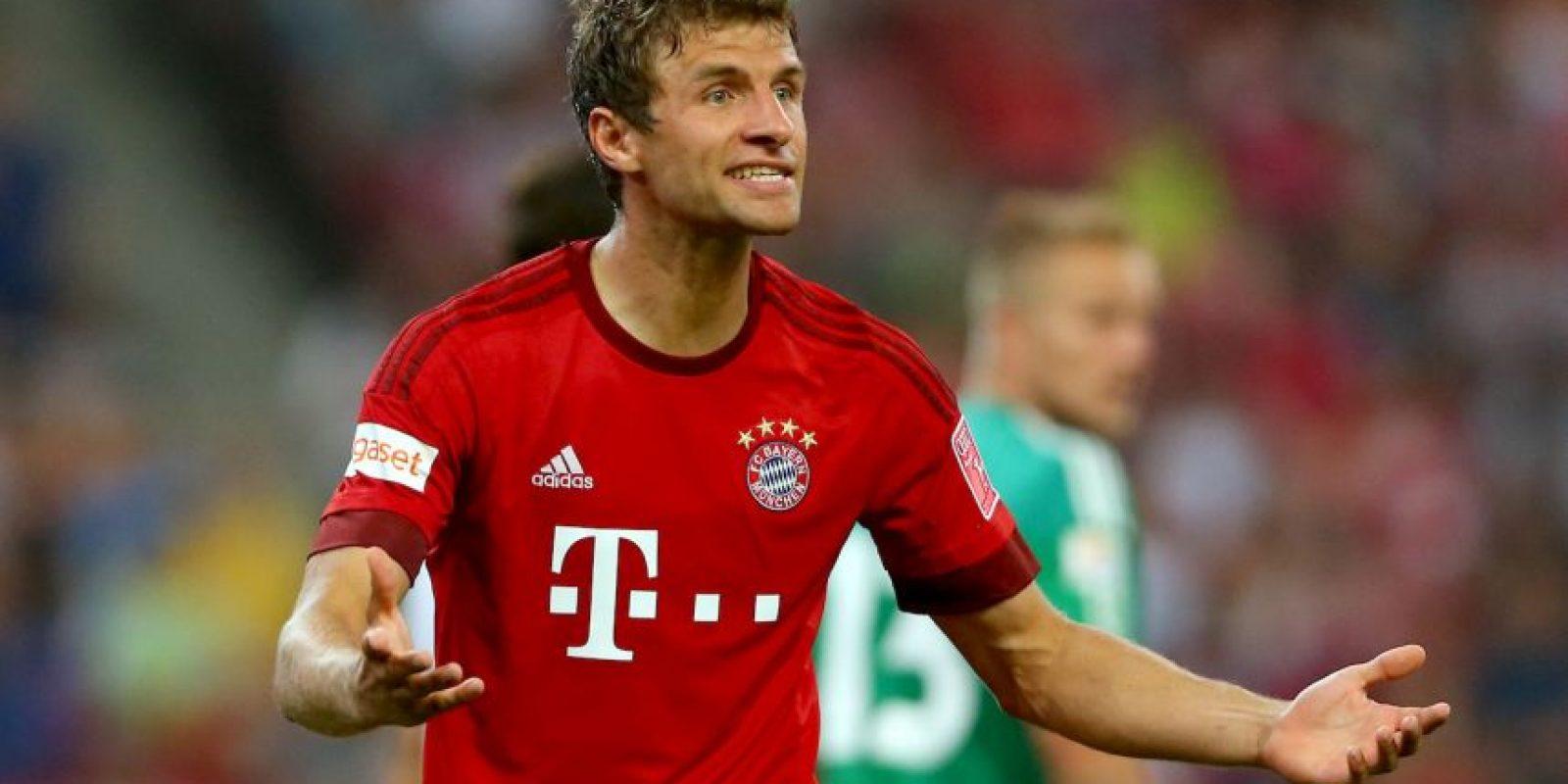 Debutó con la Selección de Alemania en 2010, y acudió con ellos a Sudáfrica 2010, donde consiguieron el tercer lugar. Foto:Getty Images