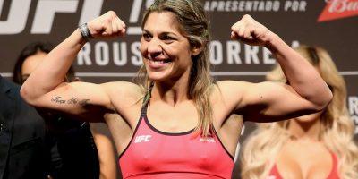 Bethe Correia es luchadora de Peso Gallo de Mujes en la UFC. Foto:Getty Images