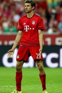 En la campaña 2008/2009, Louis Van Gaal, entonces DT de los bávaros, lo ascendió al primer equipo. Foto:Getty Images