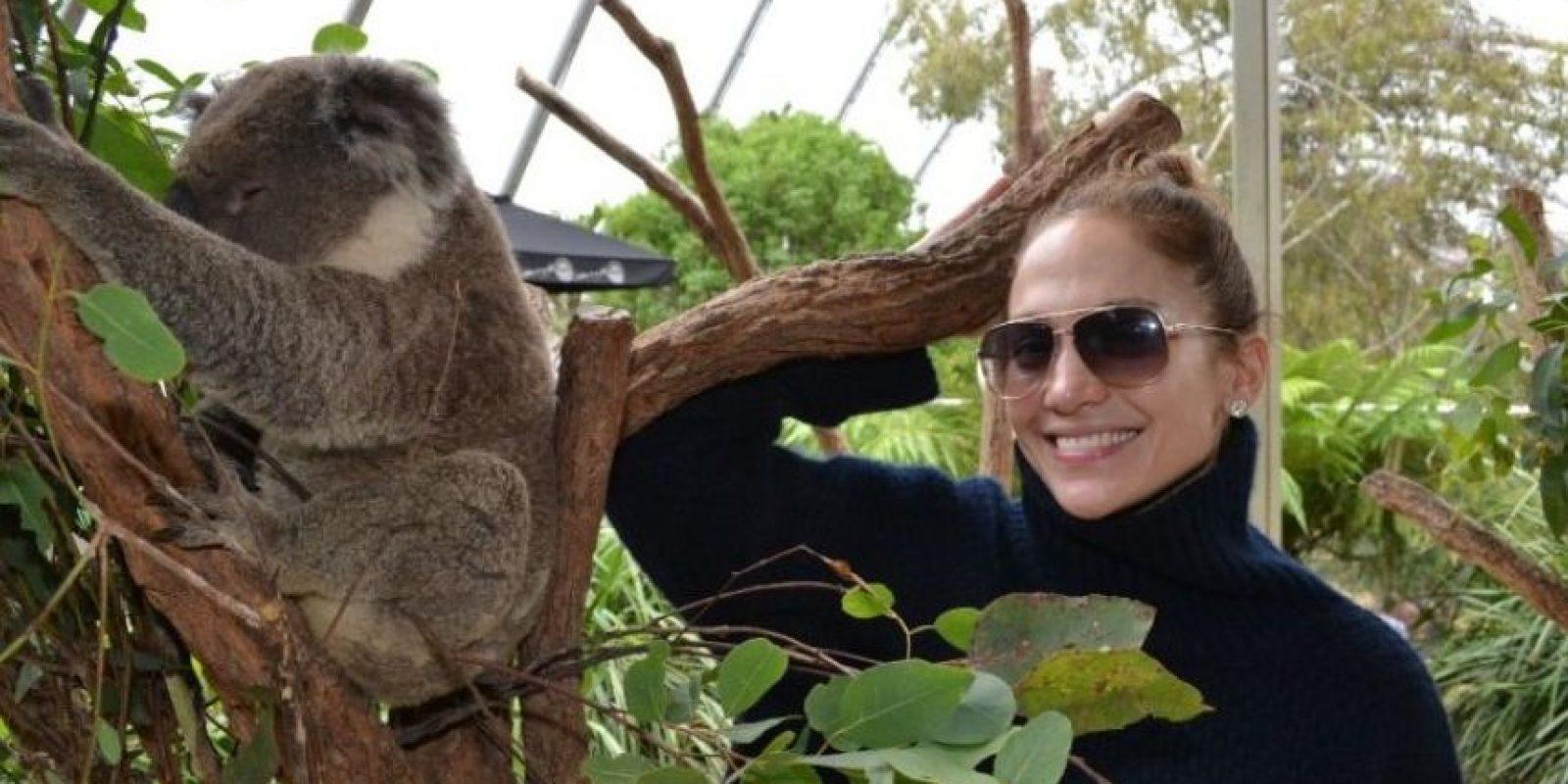 La actriz y cantante Jennifer Lopez Foto:Getty Images
