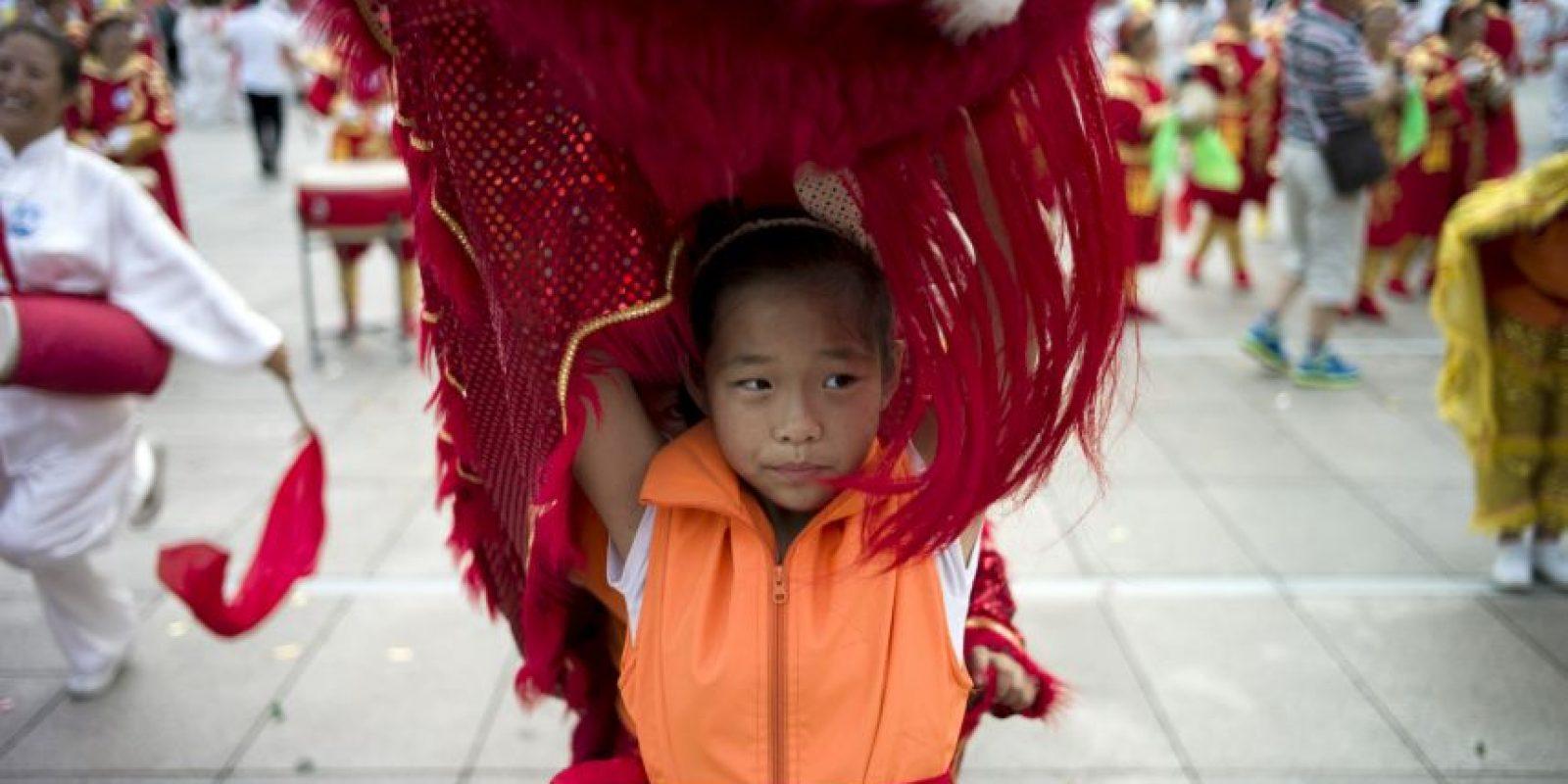 El Mundial de Fútbol y los Juegos Olímpicos siempre requieren voluntarios. Foto:AFP