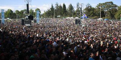 Rock al Parque 2015 Foto:Juan Pablo Pino / Publimetro