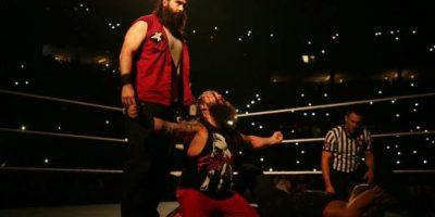 The Wyatt Family, integrada por Brat Wyatt y Luke Harper Foto: WWE