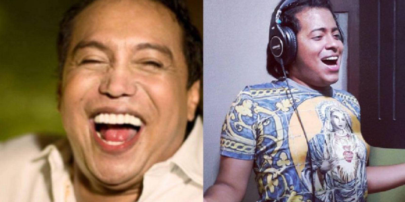 Diomedes Díaz interpretado por Orlando Liñán Foto:Captura Web – Instagram