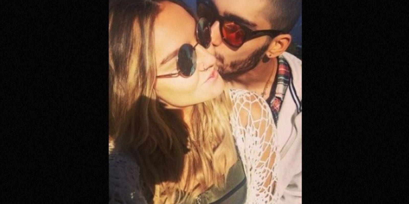 A principios del mes de agosto, Zayn y Perrie rompieron su compromiso. Foto:Instagram/perrieeele