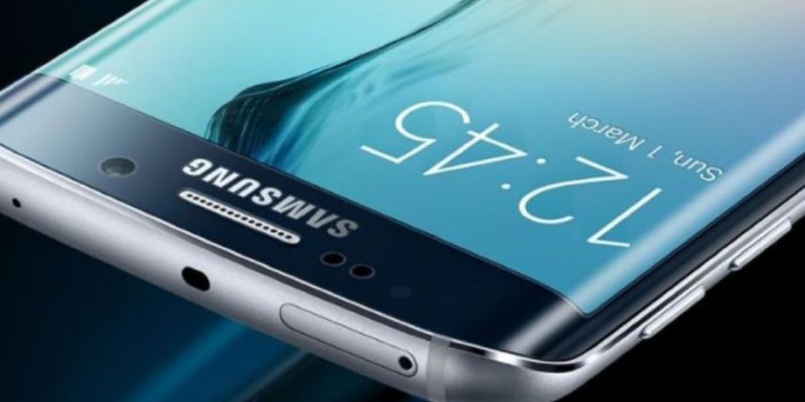 Samsung Galaxy S6 Edge desde 849 dólares. Foto:Samsung