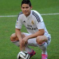 3. James Rodríguez (Colombia) Foto:Getty Images