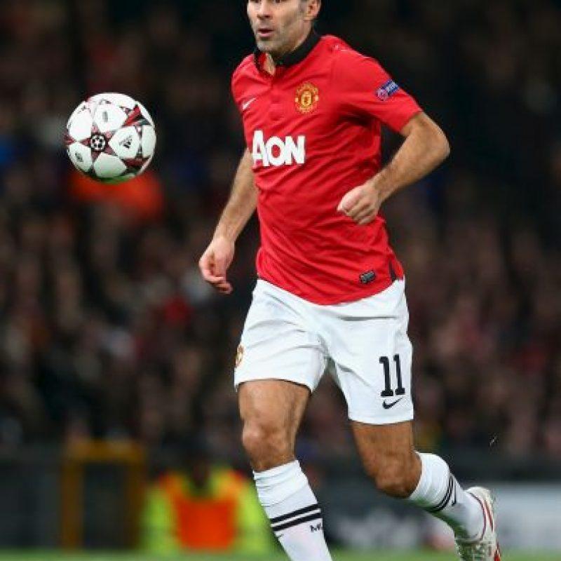 Formó parte de las categorías inferiores del Manchester City, que sorprendentemente lo dejó ir Foto:Getty Images