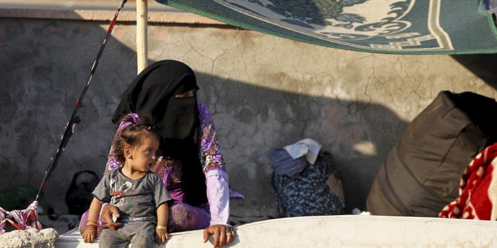 El precio que se le paga al ISIS por una persona mayor varía desde seis mil a 35 mil dólares. Foto:Getty Images