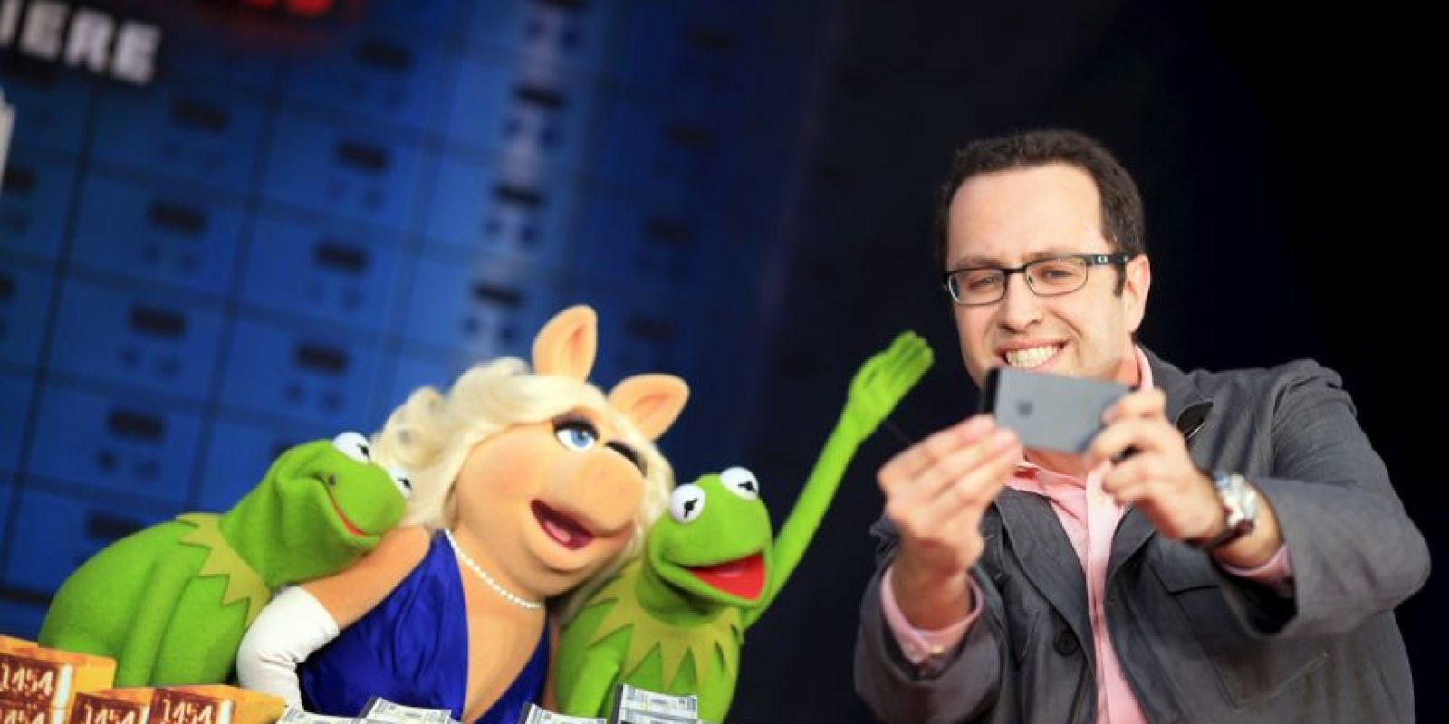 Se le veía en eventos relacionados con personajes infantiles Foto:Getty Images