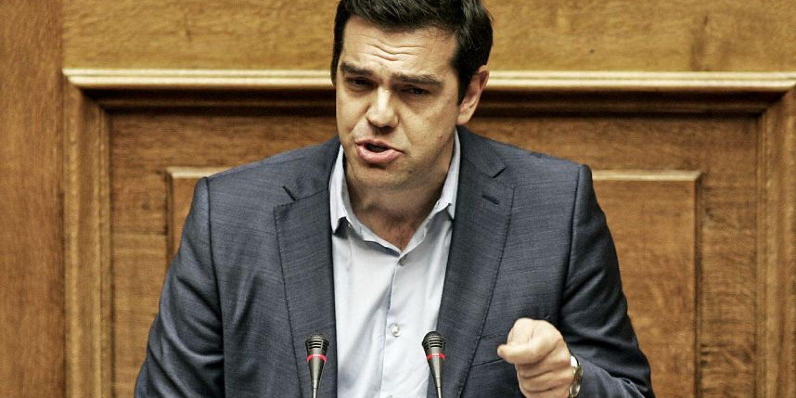 Se espera que haga el anuncio a las 19 horas de Grecia Foto:Getty Images