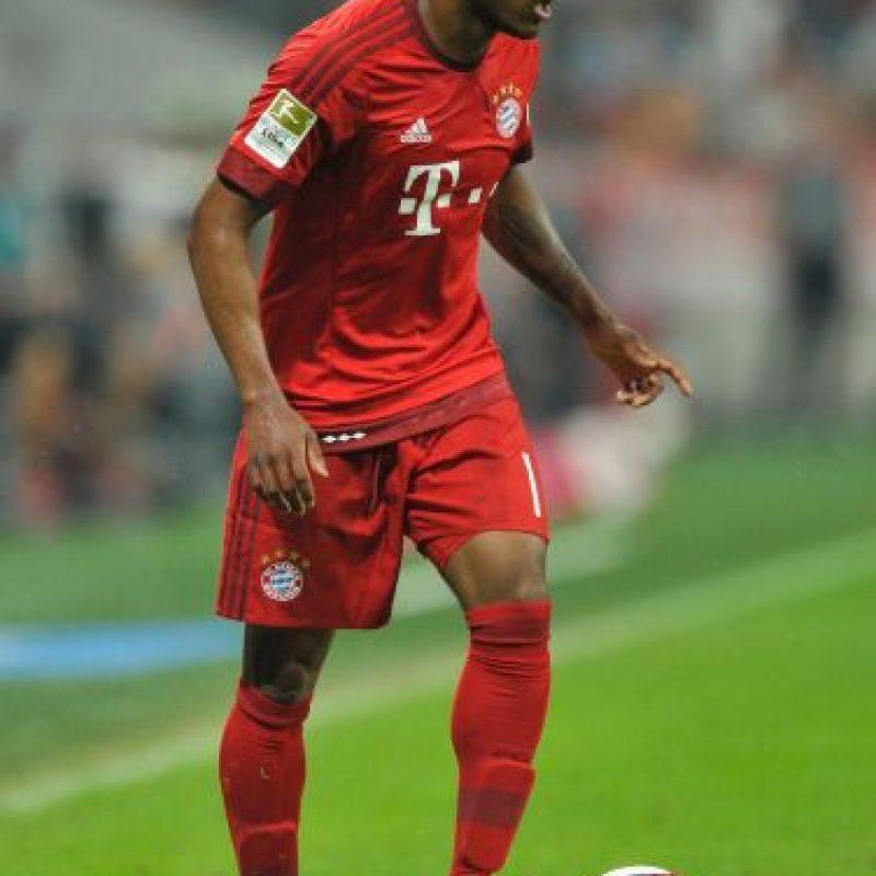 """En Munich creen mucho en él. Por eso desembolsaron 30 millones de euros para ficharlo, e incluso, Pep Guardiola aseguró que el brasileño será """"uno de los mejores jugadores del mundo"""". Foto:Getty Images"""