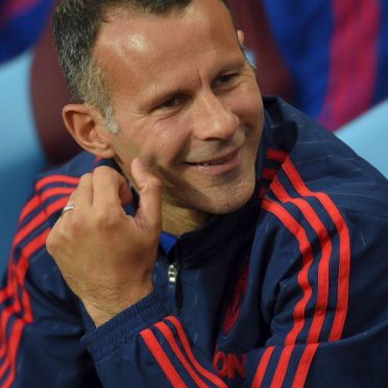Se convirtió en un estandarte del Manchester United, club con el que jugó 24 años y ahora forma parte del cuerpo técnico Foto:Getty Images