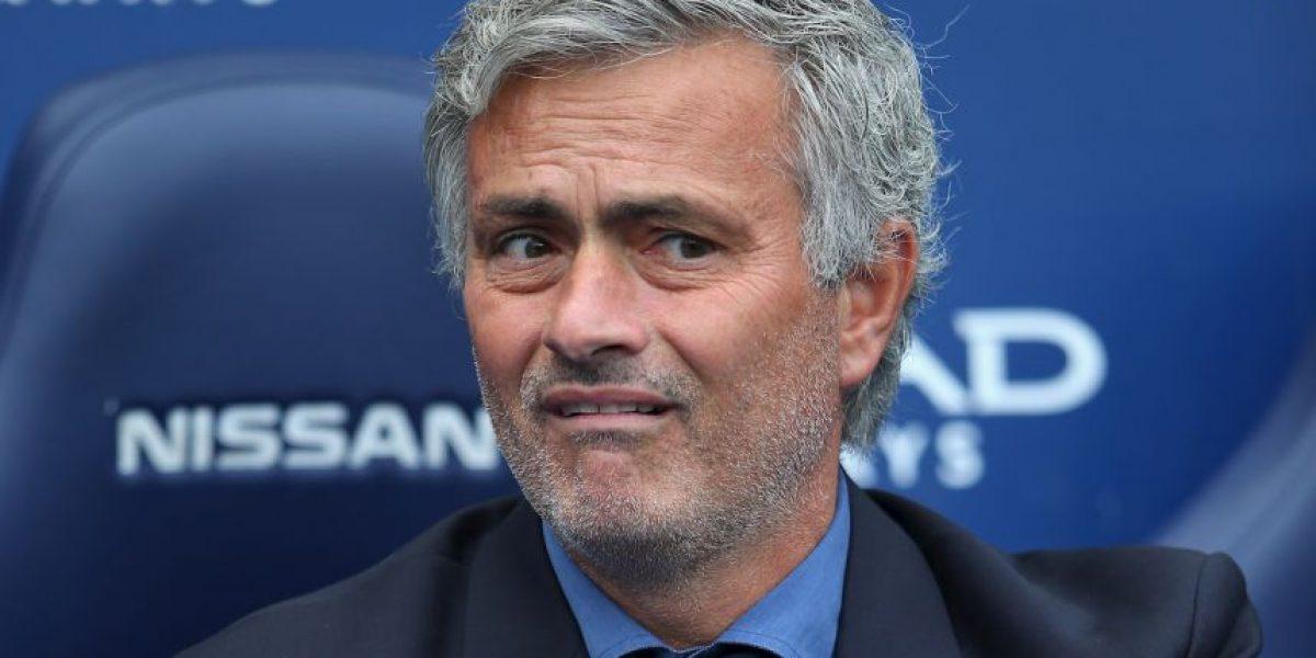Apuestas ponen a Mourinho como el primer DT despedido en la Premier League