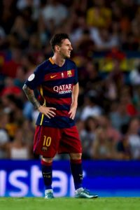 2. Lionel Messi Foto: Getty Images