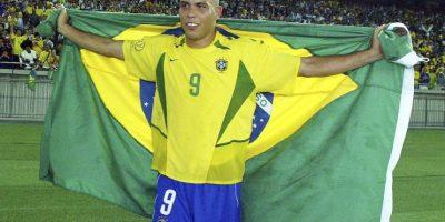 1. Ronaldo (Brasil) Foto:Getty Images