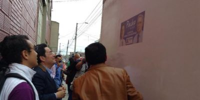 Foto:Facebook – Pacho Santos Alcalde