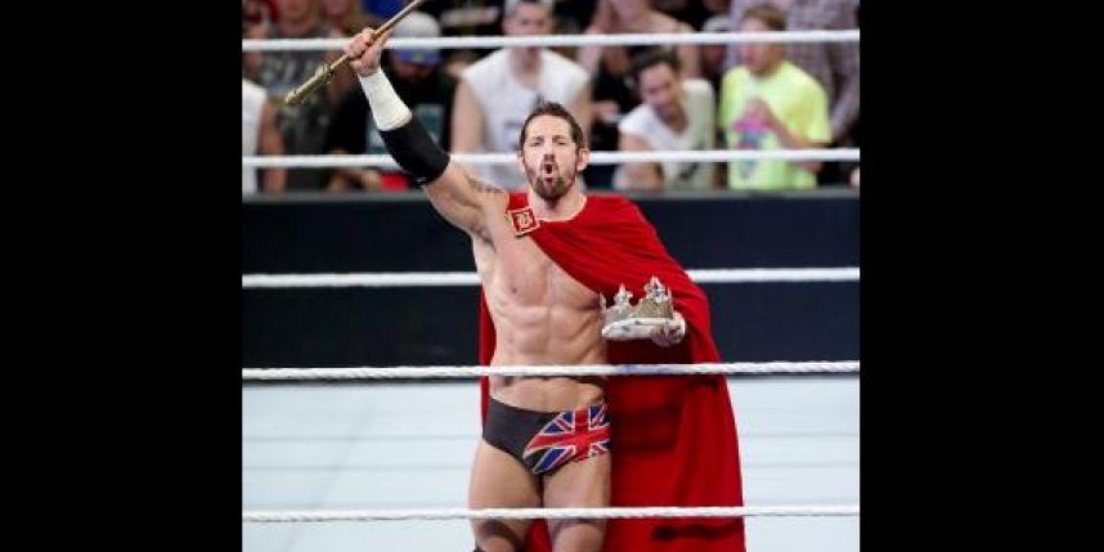 King Barrett Foto: WWE