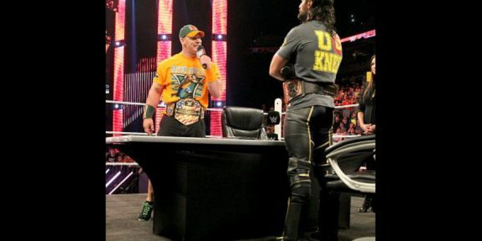 6. Será la vigésimo octava edición de SummerSlam