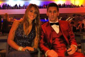 Antonella Roccuzzo Foto:Vía instagram.com/antoroccuzzo88