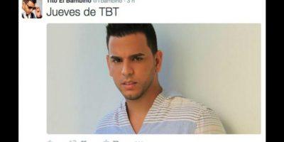 Tito El Bambino Foto:Twitter/Tbambino