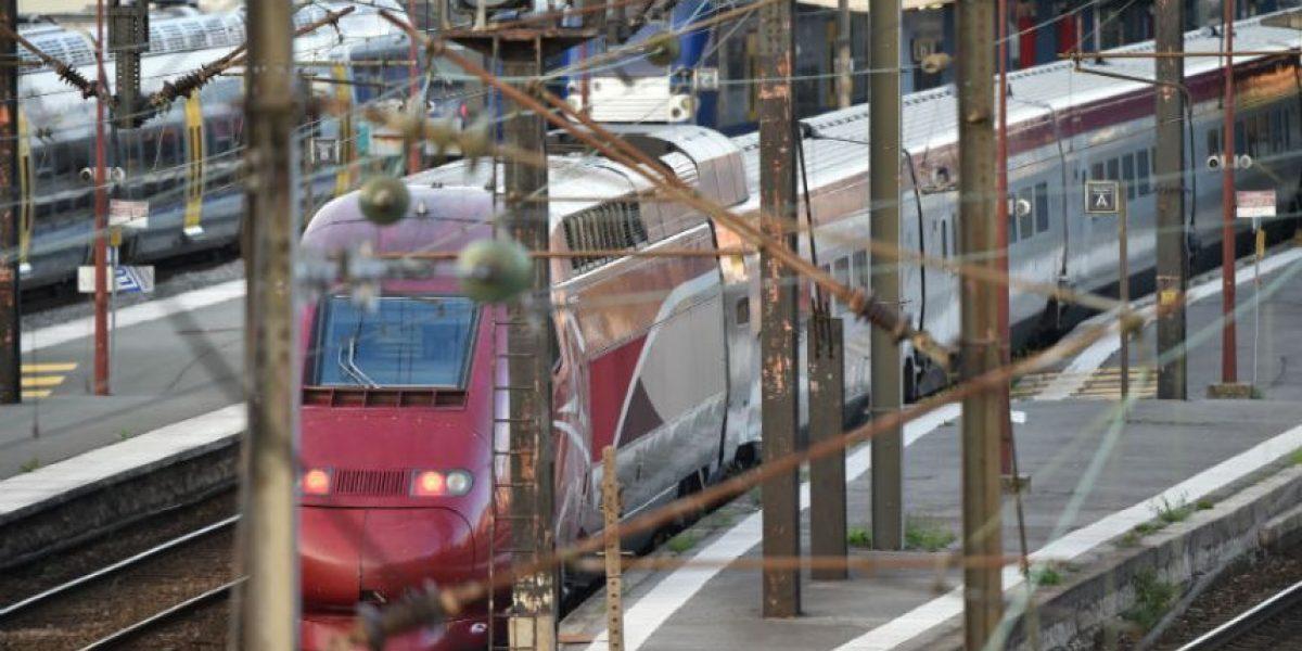 En Francia un hombre abre fuego dentro de un tren y deja tres heridos